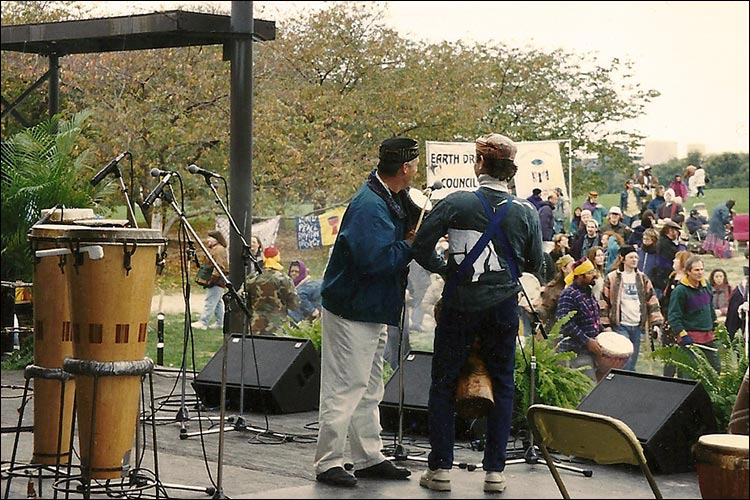 Drum & Dance for Peace 1996 #2